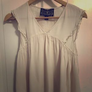 Lovely Pale Pink Top from Anthropologie